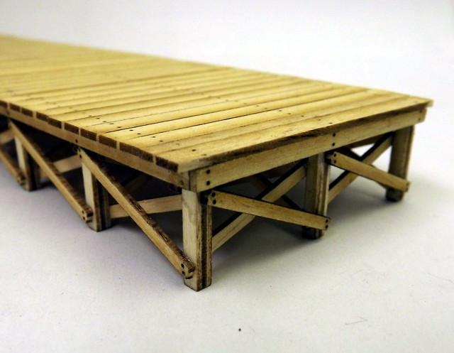 On30 Wooden Platform Kit - Kitwood Hill