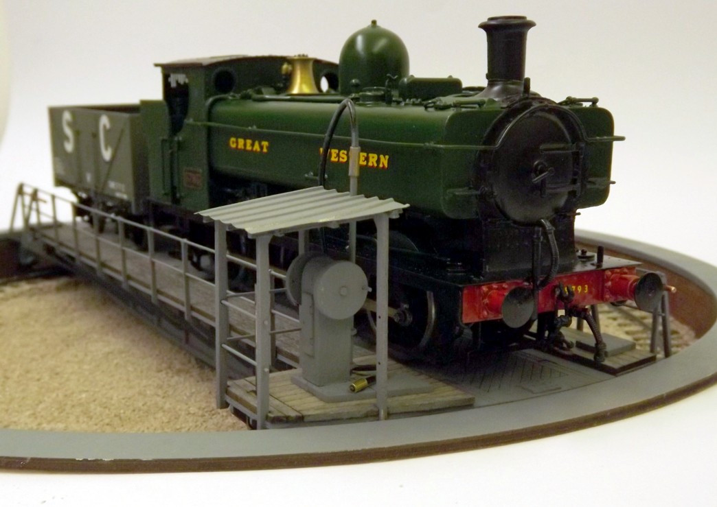 7mm scale 48ft turntable