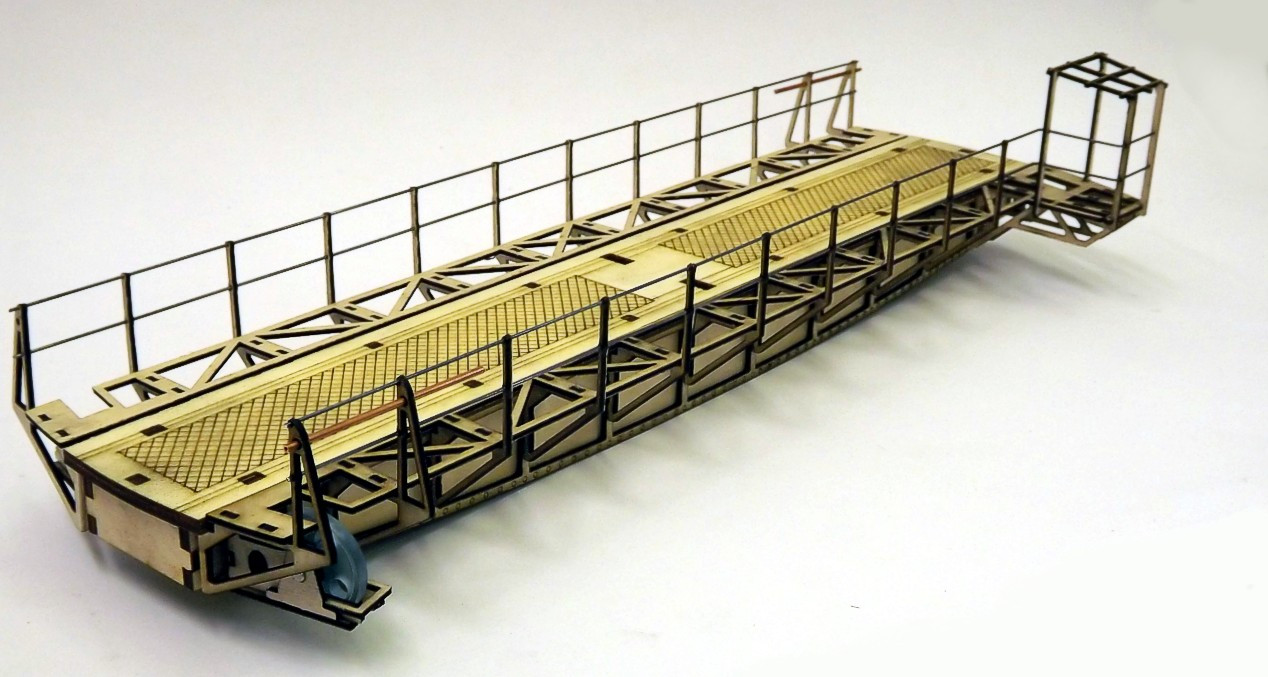 7mm Scale 48ft Turntable Kitwood Hill Models Store Dcc Ho Turntables Wiring Diagrams Larger More Photos