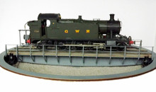 48ft O scale turntable. Very handy for large and small prairies!