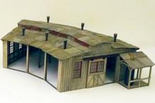 On30 backwoods roundhouse