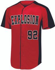 Baseball Jersey 2018-2019 Season!