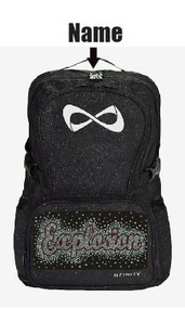 Nfinity- Rhinestone Backpack