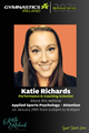 Webinar Series - Applied Sports Psychology