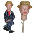 WC Fields - Semi Pro Upgraded Ventriloquist Figure