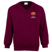 Barton Primary V- Neck Sweatshirt