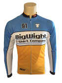 Big Wight L/Sleeve Cycling Top - Pro Fit