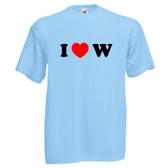 Isle Love Wight T-Shirt