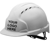 EVO3® Vented Industrial Safety Helmet with Your Logo