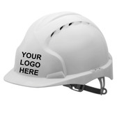 EVO2® Vented Industrial Safety Helmet with 'Your Logo'