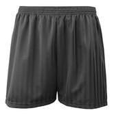 """Shadow Stripe PE Shorts - Black 30-42"""""""