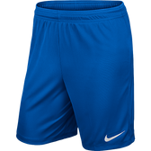 Nike Park II Knit Short - CHILD Royal Blue/White