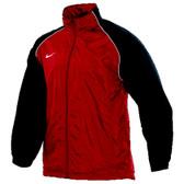 CLEARANCE - Nike Fundamental Rain Jacket II - Varsity Red/Black/White