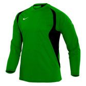 CLEARANCE -  Nike Striker Game Jersey Set of 7 KIDS Medium - Pine Green/Black/White