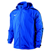 CLEARANCE -  Nike Storm-FIT Rain Jacket ADULTS - Royal Blue/Obsidian/White