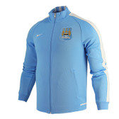 CLEARANCE Nike Manchester City Authentic Track Jacket ADULTS