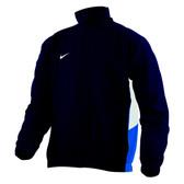 CLEARANCE Nike Team Presentation Warm-Up Straight Leg Tracksuit - ADULT - Obsidian/Royal Blue/White