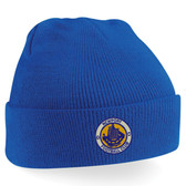 Newport IW FC Cuffed Beanie - ROYAL