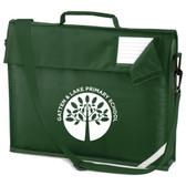 Gatten & Lake Book Bag with Strap