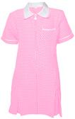 Pink Gingham Summer Dress