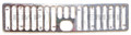 00-6427-0  FRONT HOOD GRILLE, ALUMINUM, S/B (19 Slots)