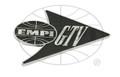 "00-6456-0  ""EMPI GTV"" EMBLEM (EA)"