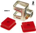 5548-11  URETHANE COUPLER SET (RED)