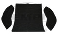 00-3914-0  CARPET KIT, BLACK (3 PC)
