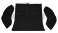 00-3914-0  CARPET KIT, BLACK (3 PC)