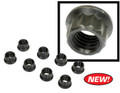17-2988-0  12 POINT 8mm ENGINE NUTS (SET OF 8)