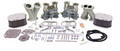 43-9319 EMPI  WEBER Deluxe Dual 44 IDF Carb. Kit