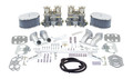 43-7295 EMPI Dual 44 IDF Carb. Kit for 2000cc w/Air Cleaners