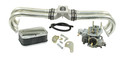 43-0670 EMPI Deluxe WEBER Progressive Kit w/Air Cleaner, 1700-2000CC