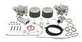 43-4420-0  EMPI Dual 44mm Carb Kit, Type 1