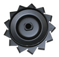 98-9012-0  12-VOLT PULLEY, W/ AIR FINS, BLACK