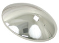 10-1061-0  CHROME SMOOTHIE HUB CAP 5 LUG