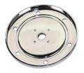 00-8964-0 CHROME SUMP PLATE W/CHROME DRAIN PLUG