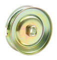 00-9166-0 ALT/GEN PULLEY ZINC PLATED