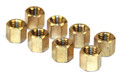 43-6051-0  ENGINE BRASS NUTS, HEAD & EXHAUST