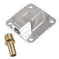 31-2942-0 OIL PUMP COVER, BILLET ALUM., 8MM FULL FLOW