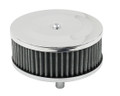 "00-9044-0 AIR CLEANER FOR STOCK VW CARB., 3"" HIGH W/GAUZE"