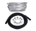 00-8544-0 COMPLETE ENGINE OIL BREATHER KIT.