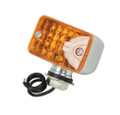 00-9335-0 MICRO MINI LIGHT W/AMBER LENS, EACH