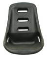 62-2400-0  POLY LOW BACK SEAT