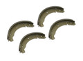 113-609-537C BRAKE SHOES, REAR, TYPE I