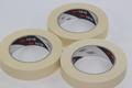 3 x Rolls Of Scotch / 3M 2120 Paper Masking Tape, 25mm x 50m, No Residue