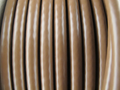 100M Drum Of Brown Webro WC100 Digital / Satellite Coax CAI Approved, Free Clips