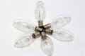 6 x 12V 3W 0.25A E10 Clear Christmas Lights Spare Bulbs Pifco Dencon 792W