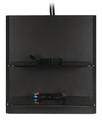 Omnimount OMN-BLADE2 A/V shelf wall system