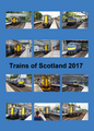 Trains of Scotland Calendar 2017 Front Cover
